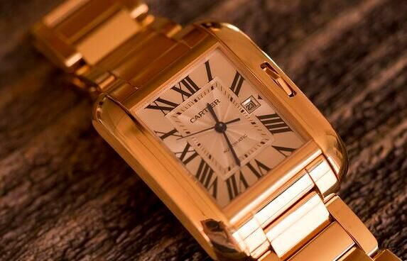 Hands-On With The Fake Cartier Tank Anglaise Watches