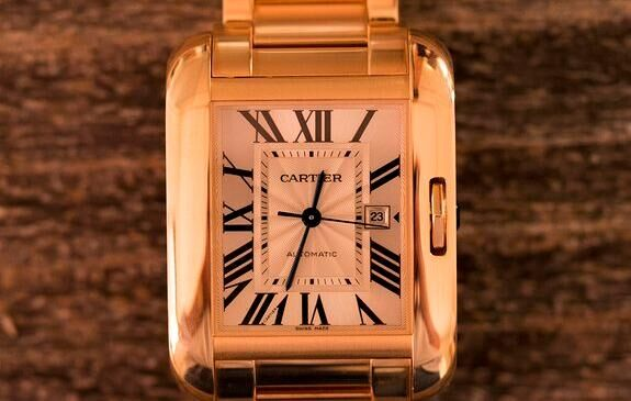 -Cartier Tank Anglaise