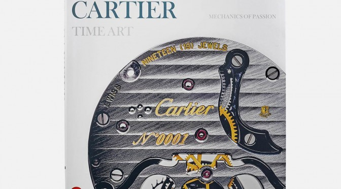 Now In The HODINKEE Shop: 'Cartier Time Art' Book, By Jack Forster Replica Cartier Watches