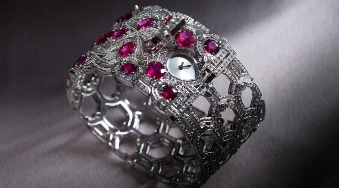 Hands On With the Luxury Replica Cartier High Jewellery Koinobori Secret Watch in Asia
