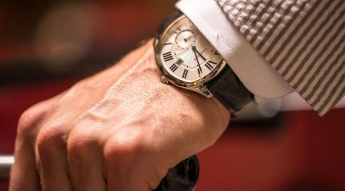 MY WEEK WITH: The Cheap Replica Drive de Cartier – by Chris Edwards