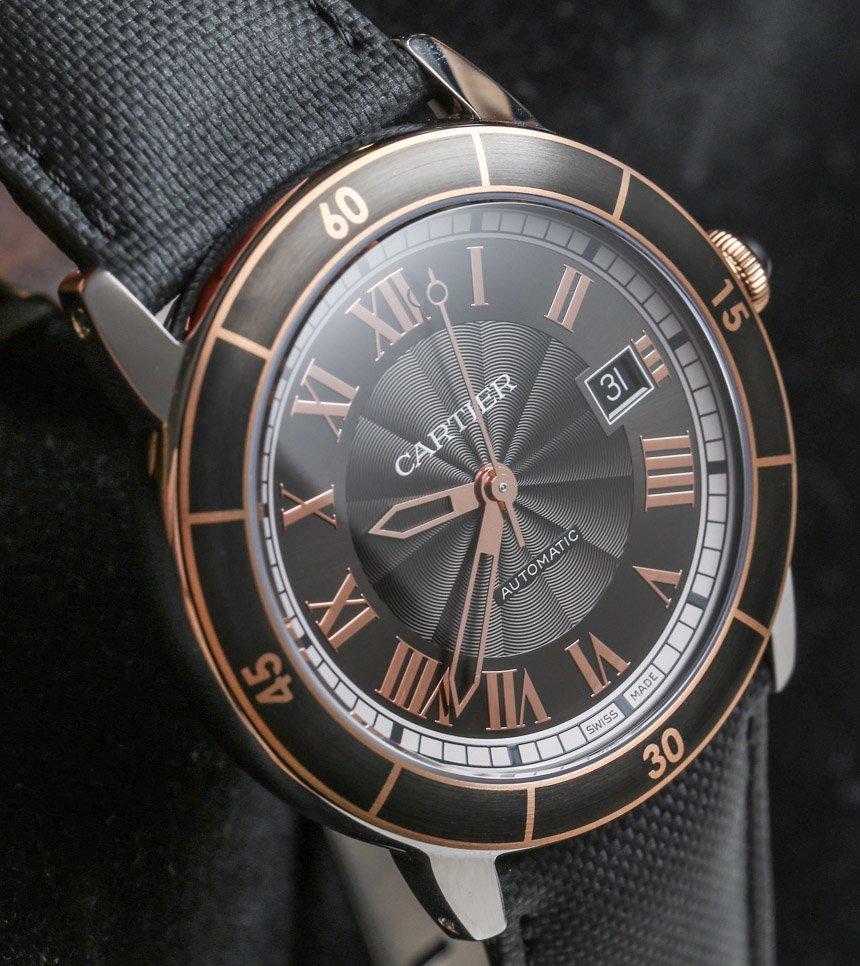 Cartier Ronde-Croisiere-Watch-
