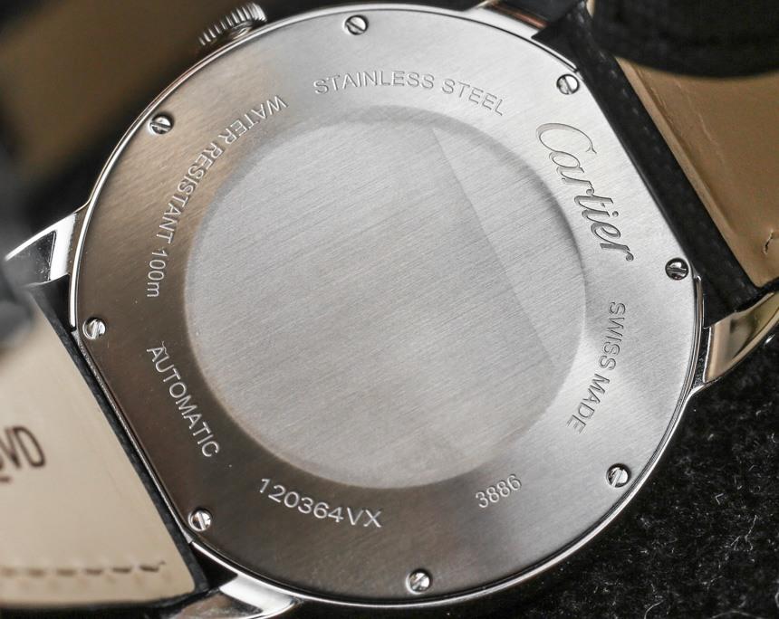 -Cartier Ronde-Croisiere-Watch-
