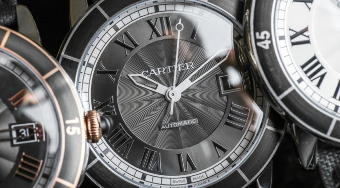 Replica Watches Cartier Ronde Croisiere Watch Review