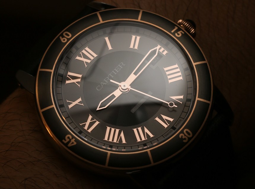 Cartier Ronde-Croisiere-Watch