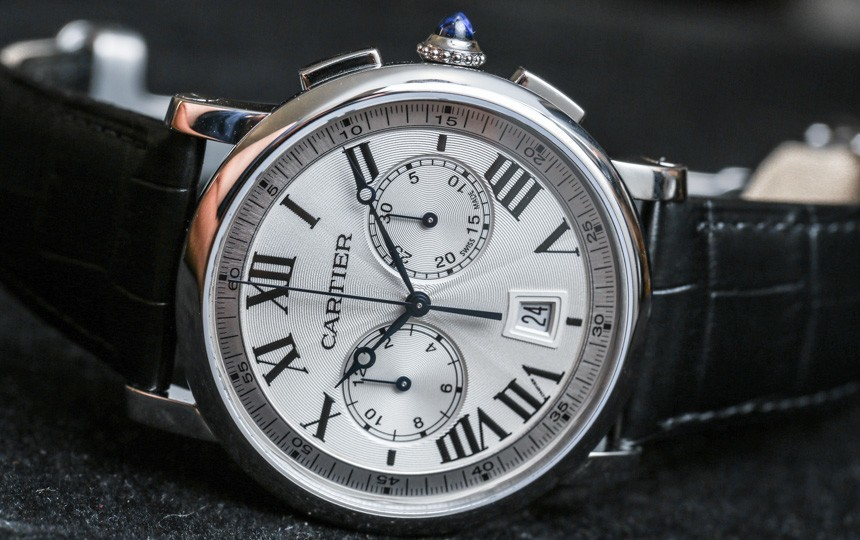 Cartier Rotonde-Chronograph-Watch-Review