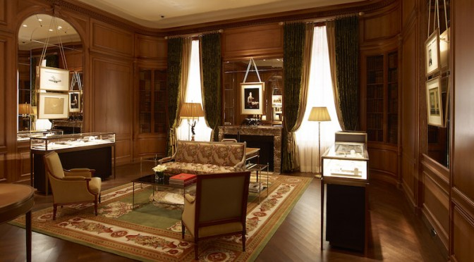 Replica Watches Cartier Re-Opens Landmark Fifth Avenue Mansion Designed by Thierry Despont