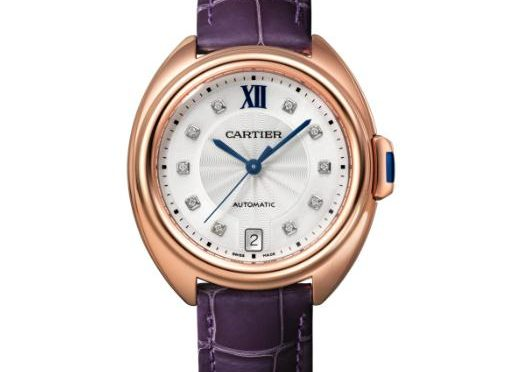 To Celebrate Valentine's Day, Elegant Replica Clé De Cartier WJCL0032 Watches For Sale