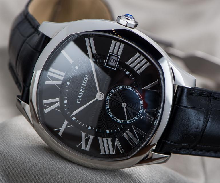 The prominent copy Drive De Cartier WSNM0009 watches are worth for men.