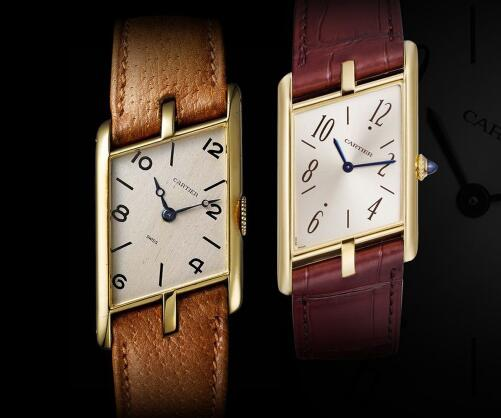 The special style makes the copy Cartier more recognizable.