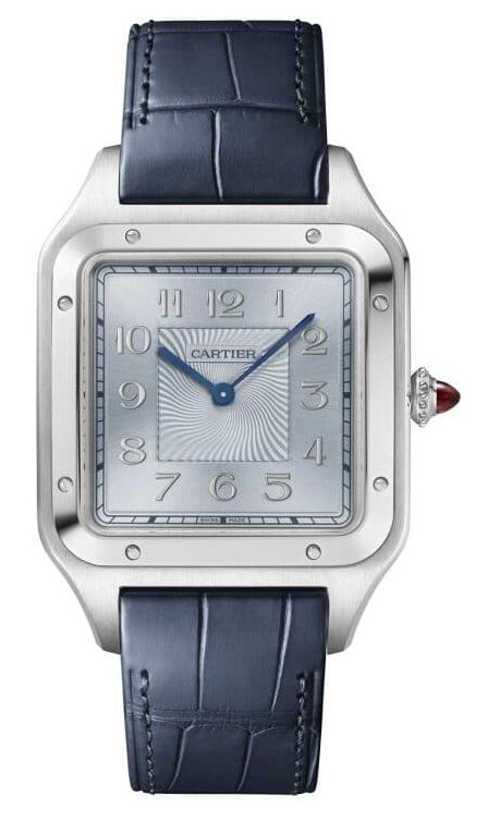 AAA knock-off watches seem fashionable with blue color.